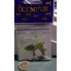 Micro Girelle per Bracciolo - Olympus