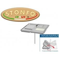STONFO Serbidora Multi Funzioni Stonfo Piatto Porta Esche Cod. 529