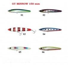 GT Minnow 150 mm - Jatsui