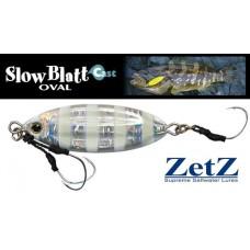 ZETZ SLOW BLATT Cast OVAL 20 GR
