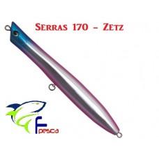 Artificiale Zetz Serra -  Splash Pencil Bait s SR-170MM Float 43 Gr