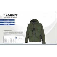 Giacca Wading Authentic Wear..Impermeabile- Fladen