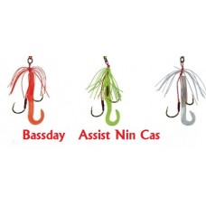 BASSDAY Nin Cas  RICAMBIO PER KABURA CON ASSIST + Falcetto