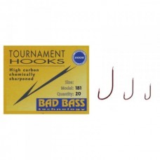 AMO BAD BASS  TOURNAMENT HOOKS MODELLO 181