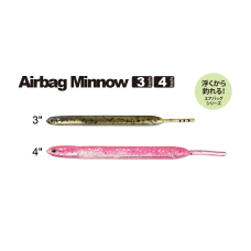 Artificiale AIR BAG MINNOW 3'' - Fish Arrow -