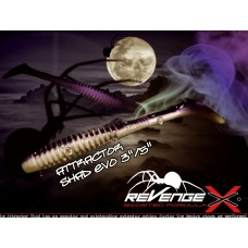 Artificiale ATTRACTOR SHAD EVO 3″ - Revenge X