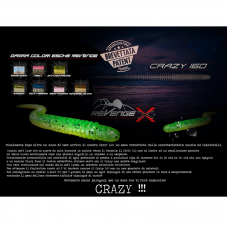 Artificiale Crazy 160 - Revengex