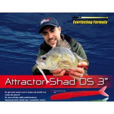 Artificiale Attractor DS 3 '' - Fish Action