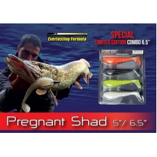 Artificiale  PREGNANT SHAD 5″ - Fish Action