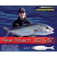 Artificiale REAL ROACH 3D 4,5″ - Fish Action