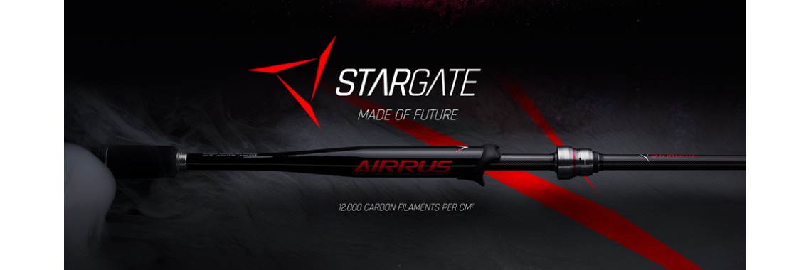 Canna STARGATE SPINNING ASG6101MHF-S