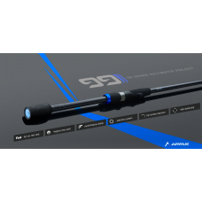 Canna Airrus 99 spinning rods