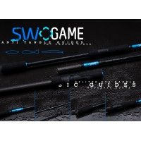 Canna Game Saltwater Spinning rods