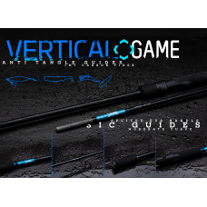Canna Game Saltwater Vertical Rods 68S