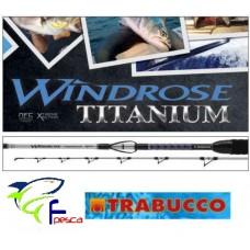 Canna Trabucco Windrose Titanium  662/ 30 LB - Traina