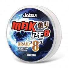TRECCIATO  JATSUI MAK PE8  XBRAID MT 135