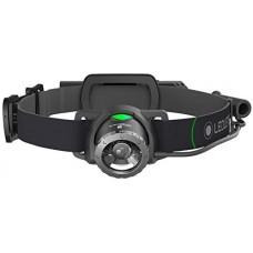 Lampada Led Lenser MH 10 torcia frontale a LED - Ricaricabile