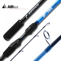 Canna Spinning Airrus Bora ABR761HF-S  3/8 - 1 1/2