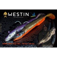 Artificiale Shad  WESTIN SANDY ANDY 130