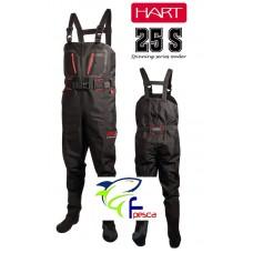 HART 25S Spinning WADERS Traspirante -OFFERTA-