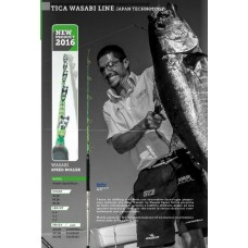 Canna Tica WASABI SPEED ROLLER- TRAINA/BIG GAME-DRIFTING-