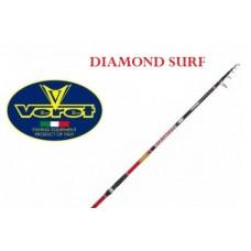 Canna VERET DIAMOND SURF 60/160 gr