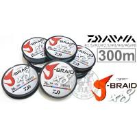 DAIWA J-BRAID 300MT.   -OFFERTA LANCIO-