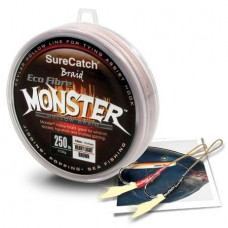 SPECTRA ECO FIBRE MONSTER 10 mt 200LB wind on