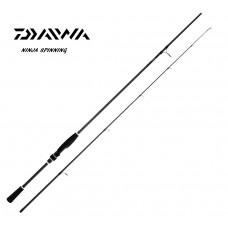 Canna Daiwa NINJA spinning 722MFSAI- 2.18 mt - 7-25 gr