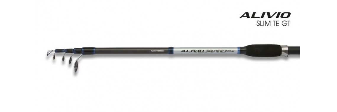 Canna ALIVIO SLIM TE GT 3.60 mt - 30-60