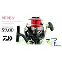 Mulinello NINJA 2000-2500 A Daiwa