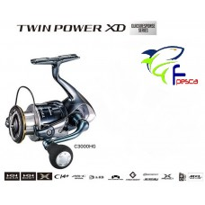 Mulinello Shimano TWIN POWER XD spinning reels 3000 - 4000