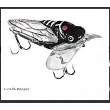 River 2 Sea CICADA  POPPER 55 - OFFERTA-