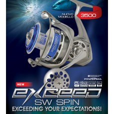 Mulinello Exceed 3500 Spin SW