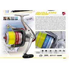 Mulinello Avalon Pro Surf 6500