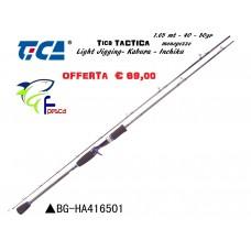 Canna TICA TACTICA 40-80 gr SLOW PITCH/INCHIKU/KABURA