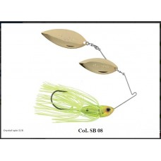 River 2 sea CRYSTAL SPIN 5/8-OFFERTA-Spinnerbait