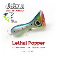 Artificiale JATSUI LETHAL POPPER SW 100 mm  32G