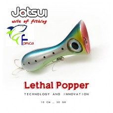 Artificiale JATSUI LETHAL POPPER SW 100 mm  32G