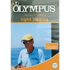 OLYMPUS - DVD  -Video Manuale e  Tecniche di pesca -OFFERTA-