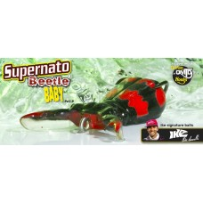 Artificiale Molix Hybrid Baits Supernato Beetle Baby