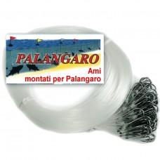 100 AMI MONTATI INOX  2315 N 9-FILO 0.80 Palangaro - Palamito