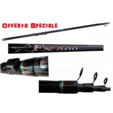 Canna Leader LIne FX 500 Bolo 5.00 - 6.00 - 7.00 mt  -Offerta -
