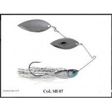 River 2 sea CRYSTAL SPIN 3/4-OFFERTA-Spinnerbait