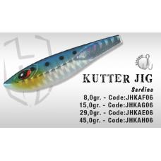 ARTIFICIALE  HERAKLES METAL KUTTER JIG 29 gr