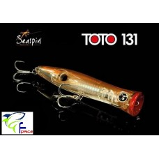 Artificiale Seaspin Popper TOTO 131 - top water-