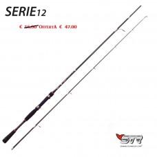 CANNA STR SERIE 12 Spin 1.80 -  2.10 - 2.40 mt - 15-40 gr -OFFERTA-
