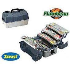 Cassetta FLAMBEAU 2059 HIP ROOF BOK -Scatola-