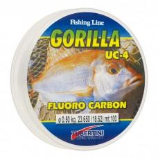 Lenza Terminale Fluoro Carbon Gorilla UC-4  mt 100