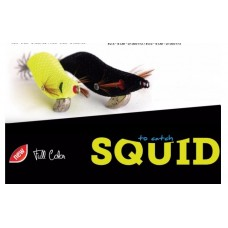 Totanare Kabo Squid LK 2.5 - JATSUI - FULL COLOR - Egi
